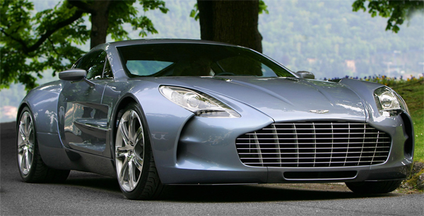 worlds fastest aston martin - Top 10 Fast Cars In The World 2012