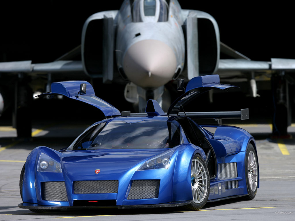 Top ten World's Fastest Production Cars 2013 | Best of Technology