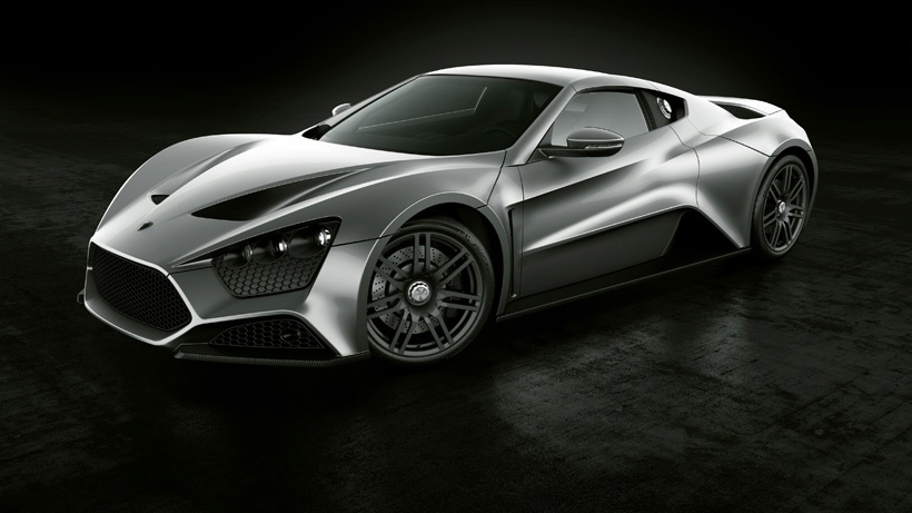 Zenvo St1 Price >> Top ten World's Fastest Production Cars 2013 | Best of Technology
